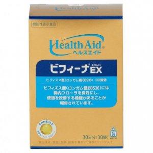 乳酸菌_ヘルスエイド®ビフィーナEX(エクセレント) / 森下仁丹