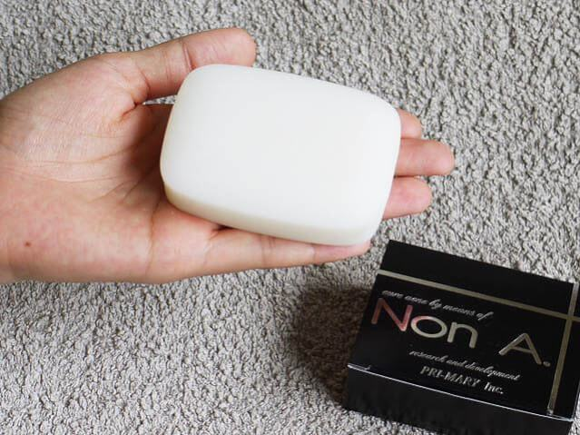 ノンエー石鹸の口コミ効果と通販購入