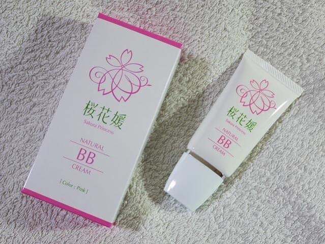 桜花媛BBクリームの口コミ