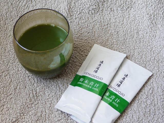 青汁おすすめランキング-粉末青汁