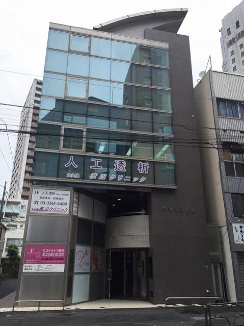 ディオーネ北新宿店の外観口コミ