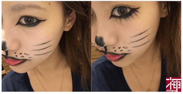 猫目ハロウィン