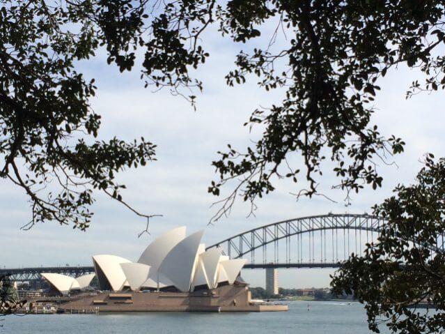 初めての海外旅行 オーストラリア