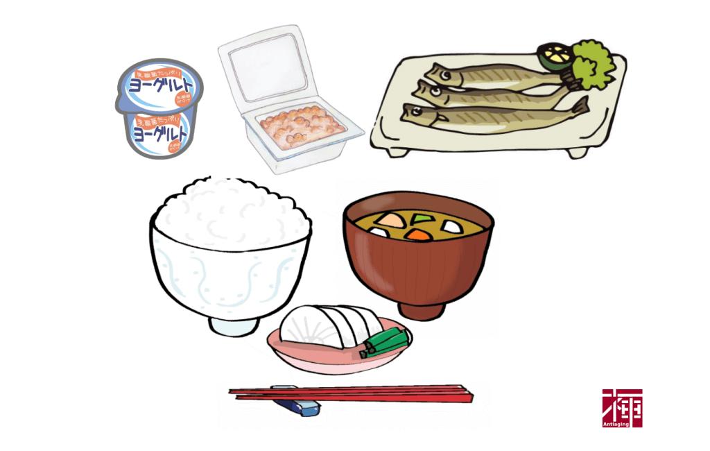 カルシウムを多く含む食事