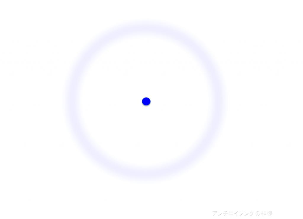 眼の錯覚 色が消える