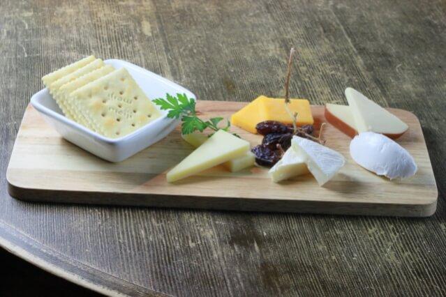 白ワイン チーズ