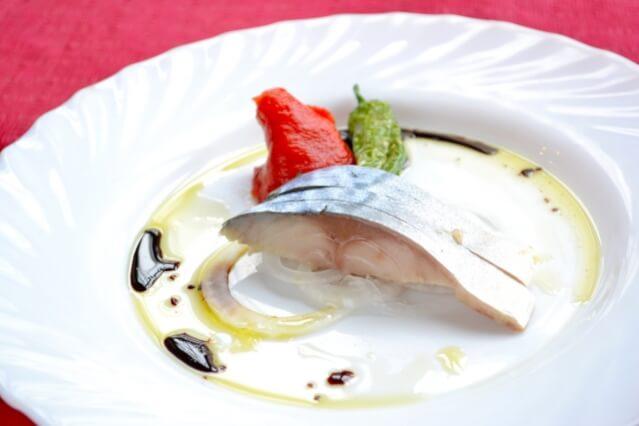 ライトボディ 魚料理