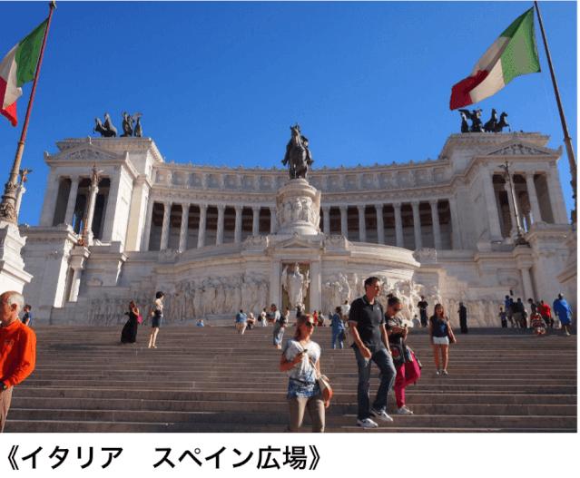 海外旅行 危険 イタリア