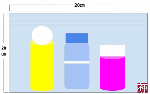海外旅行 持ち物 液体物