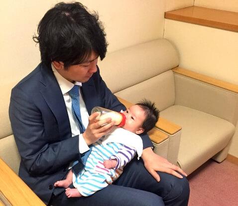 ウォーターサーバー ミルク 赤ちゃん