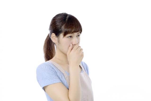 口臭の原因 乾燥