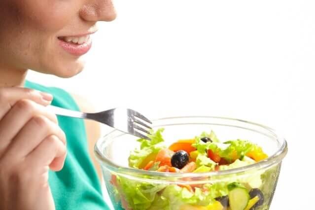 生野菜 冷え性 改善