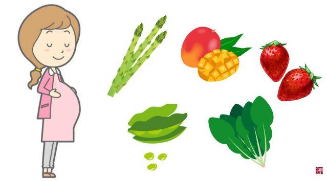 葉酸サプリ 食べ物 妊娠