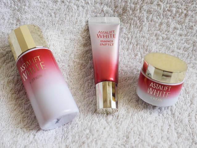 美白化粧品アスタリフトホワイトの口コミ効果・価格