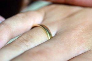 ワセリン指輪