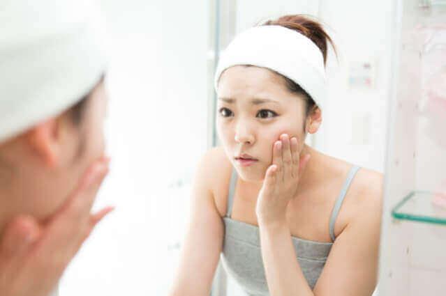 肌荒れ 敏感肌 美白化粧水