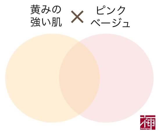 ウェアルーUV 色の選び方 黄み