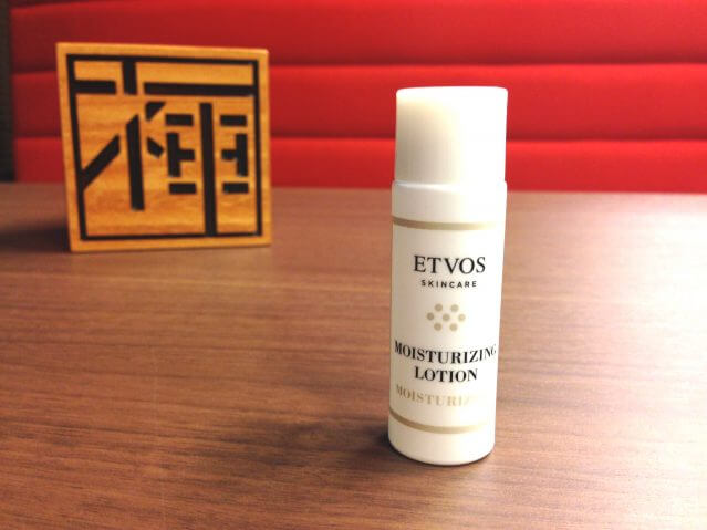 エトヴォス モイスチャライジングローション 保湿化粧水
