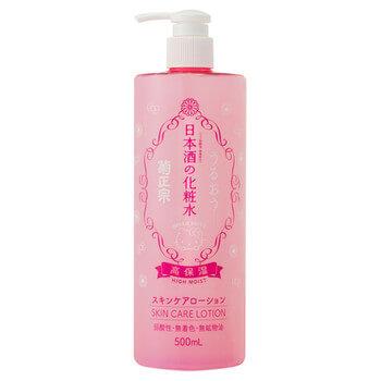 菊正宗 / 日本酒の化粧水 高保湿 840円(税抜)