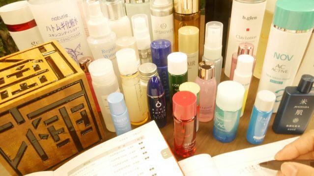 乾燥性敏感肌化粧水