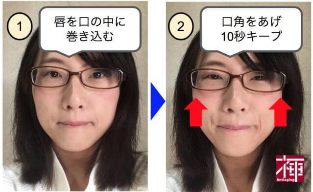 顔のたるみをとる方法
