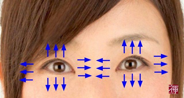 目の下のシワに効く化粧品 エクササイズ