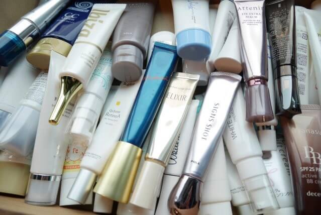 目の下のシミに効く化粧品 美容液