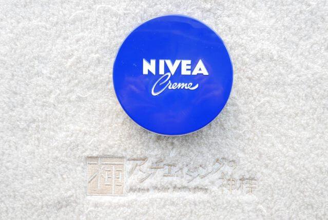 ニベア 保湿 クリーム