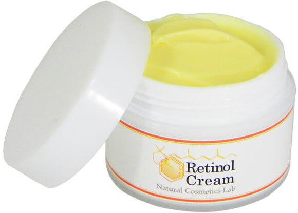 自然派化粧品 レチノールクリーム シワ取りクリーム