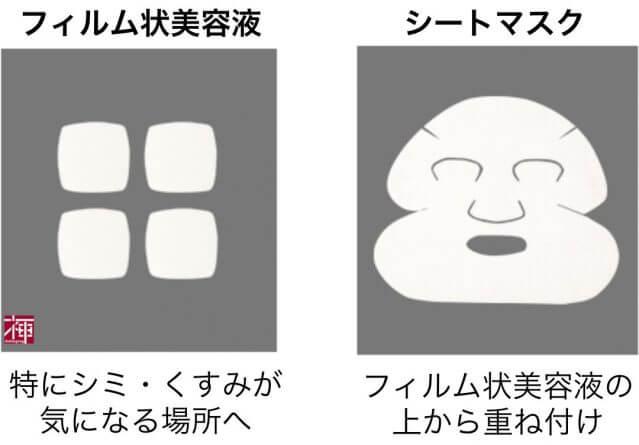 ホワイトショットQX マスク