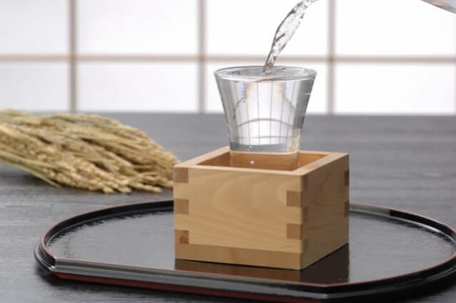 日本酒化粧品